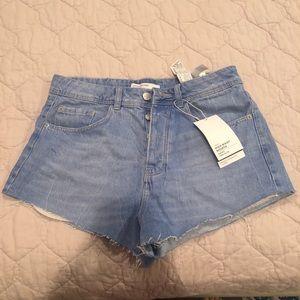 Zara shorts. Size 4